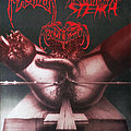 Pungent Stench - Other Collectable - PUNGENT STENCH / MASTER / ABOMINATION - Original Tourposter from 1990