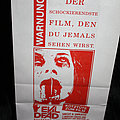 The Evil Dead - Other Collectable - THE EVIL DEAD - Vomit Bag - Official Horror Movie Accessoire from 2013