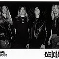 Deicide - Other Collectable - DEICIDE - Original Promo Card from 1990 - Size 5'' x 7''