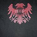 """Hanzel Und Gretyl - TShirt or Longsleeve - HANZEL UND GRETYL - Eagle Logo Shirt """" Wir kommen zu trinken... zerstören sie..."""