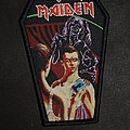 IRON MAIDEN - Twilight Zone - Official woven Patch from approximately 2015