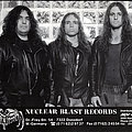 Abomination - Other Collectable - ABOMINATION - Original Promo Sedcard from 1990 - Size 5 x 7 ''