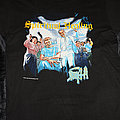 DEATH - Spiritual Healing - Official T-Shirt from 1990 in Size XL