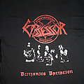 OBSESSÖR - Blitzkrieg Batallion - Official Shirt from 2011 - Size XL in perfect Condition