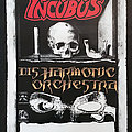 INCUBUS - Other Collectable - INCUBUS / DISHARMONIC ORCHESTRA - Original Tour Poster from 1991