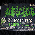 Deicide - Other Collectable - DEICIDE / ATROCITY / GOREFEST - Original Tourposter from 1992 - Size A1