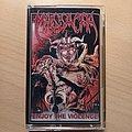 Massacra - Tape / Vinyl / CD / Recording etc - Massacra - Enjoy The Violence Tape