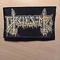 Gruesome - Patch - Gruesome woven patch