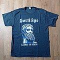 "Sortilege - TShirt or Longsleeve - Sortilège T-shirt ""Larmes de héros"""