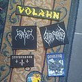 Ulver - Patch - Ulver, Grav, Hädanfärd, Dissection, Volahn, Forteresse patches