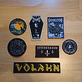 Volahn - Patch - Various Black-Metal Patches (woven/embroidered)
