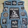 Black Twilight Circle - Battle Jacket - My BM Patch Vest