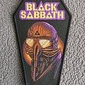 Black Sabbath Never say die! Patch