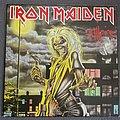 Iron Maiden - Tape / Vinyl / CD / Recording etc - Iron Maiden - Killers Vinyl