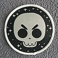 Skull glow in the dark Patch