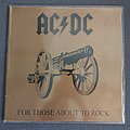 AC/DC - For these about to rock we salute you Vinyl Tape / Vinyl / CD / Recording etc