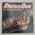 Status Quo - 12 Gold bars Vinyl