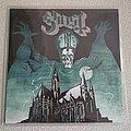 Ghost - Opvs Eponymovs Gold sparkle Vinyl