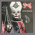 Ghost - Tape / Vinyl / CD / Recording etc - Ghost - In the beginning White Vinyl