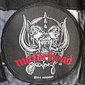 Motörhead 2010 Patch