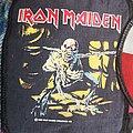 Iron Maiden - Patch - Iron Maiden Piece Of Mind Patch