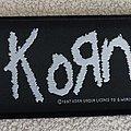 Korn 1997 Patch