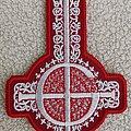Ghost B.C. Grucifix Patch