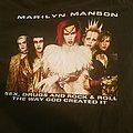 Marilyn Manson - Rock Is Dead Tour (1999) T-Shirt (Size XL)