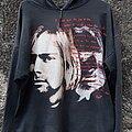 Nirvana - Hooded Top - Nirvana Kurt Cobain Tribute Bootleg 2000