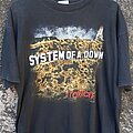 System Of A Down - TShirt or Longsleeve - System Of A Down Toxicity Tour 2002