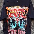 Marilyn Manson - TShirt or Longsleeve - Twins Of Evil Marilyn Manson Rob Zombie Tour 2012