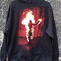 Rammstein - Hooded Top - Rammstein Burning Man 2000