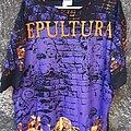 Sepultura - TShirt or Longsleeve - Sepultura Chaos A.D. All Over Print Bootleg 90s