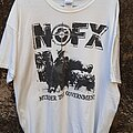 Nofx - TShirt or Longsleeve - NOFX Murder The Government Tour 2014