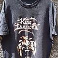 King Diamond Europe Tour 2006 TShirt or Longsleeve