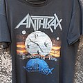 Anthrax Persistence of Time 1990 TShirt or Longsleeve