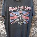 Iron Maiden Eddie Rules OK 1989