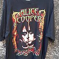 Alice Cooper - TShirt or Longsleeve - Alice Cooper Dragontown Tour 2002