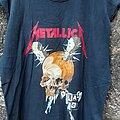 Metallica - TShirt or Longsleeve - Metallica Damage, Inc Tour 1994