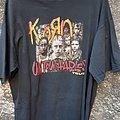 Korn Untouchables Tour 2002
