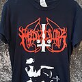 Marduk - TShirt or Longsleeve - Marduk Fuck Me Jesus 2006