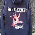 System Of A Down - Hooded Top - System Of A Down 1998