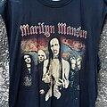 Marilyn Manson - TShirt or Longsleeve - Marilyn Manson Guns, God and Government 2001
