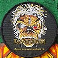 Iron Maiden - Patch - Iron Maiden Patch Wanted