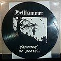 Hellhammer Picture Disc Tape / Vinyl / CD / Recording etc