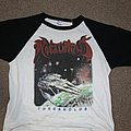 Nocturnus - TShirt or Longsleeve - Nocturnus Thresholds Baseball Shirt