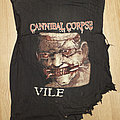 Cannibal Corpse - TShirt or Longsleeve - Cannibal Corpse - Vile