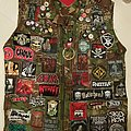 Gwar - Battle Jacket - Camo jacket.