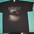 Katatonia - TShirt or Longsleeve - Katatonia Fly God Nephilim XL