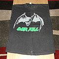 Overkill 1st U.K. Tour TShirt or Longsleeve